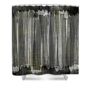 Untitled No. 36 Shower Curtain