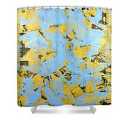 Untitled No.19 Shower Curtain