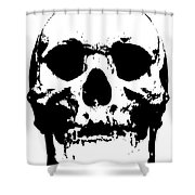 Untitled No.33 Shower Curtain