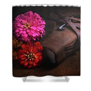 Untold Secrets Shower Curtain