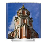 Uo To The Sky Shower Curtain