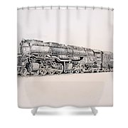 Up 3985 Shower Curtain