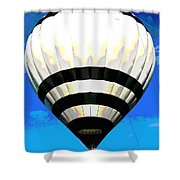 Up, Up And Away... Shower Curtain