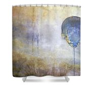 Up Up And Away... Shower Curtain