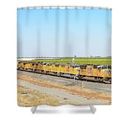 Up4912 Shower Curtain