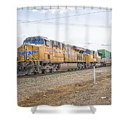 Up7702 Shower Curtain