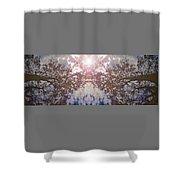 Upland Shower Curtain