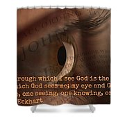 Uplifting220 Shower Curtain