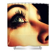 Uplifting226 Shower Curtain