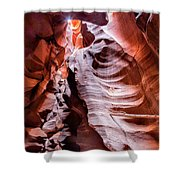 Upper Antelope Canyon #1 Shower Curtain
