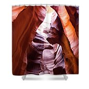 Upper Antelope Canyon 3 Shower Curtain