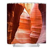 Upper Antelope Canyon 5 Shower Curtain