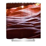 Upper Antelope Canyon 6 Shower Curtain