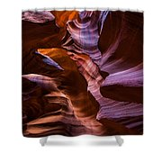 Upper Antelope Canyon Shower Curtain