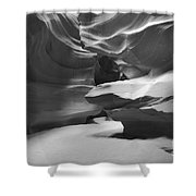 Upper Antelope Chamber Shower Curtain
