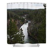 Upper Falls Shower Curtain