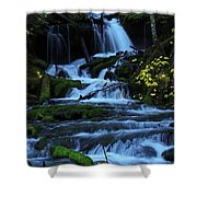 Upper Falls Shower Curtain