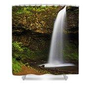 Upper Latourelle Falls Shower Curtain