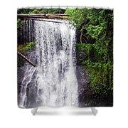 Upper North Falls 2 Shower Curtain