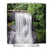 Upper North Falls 3 Shower Curtain