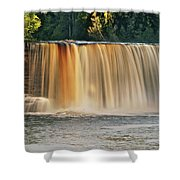 Upper Tahquamenon Falls 6279 Shower Curtain