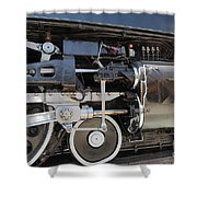 Uprr 844 Right Front Shower Curtain