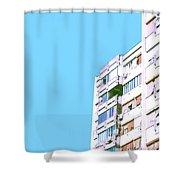 Urban #1 Shower Curtain