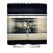 Urban Dance Shower Curtain