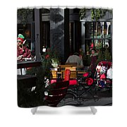Urban Elf Shower Curtain