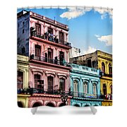 Urban Havana Shower Curtain