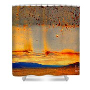 Urban Landscapes Shower Curtain
