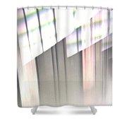 Urban Light Shower Curtain