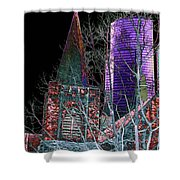 Urban Ministry Shower Curtain