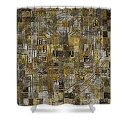 Urban Mystic 4 Shower Curtain