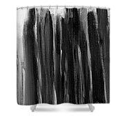 Urban Overload Shower Curtain