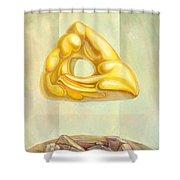Urim Shower Curtain