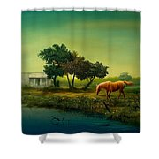 Urja Shower Curtain