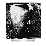 Urn Shower Curtain