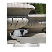 Urns Shower Curtain