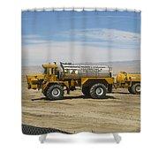 Us #1 Soil Stabilization Company - Envirotac Shower Curtain