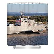 U.s. Navy Shower Curtain