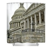 Usc Capitol Shower Curtain