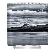Ushuaia Ar 1 Shower Curtain