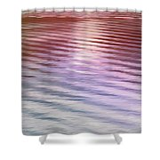 Ushuaia Ar - Ocean Ripples 2 Shower Curtain