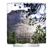 Utah 11 Shower Curtain