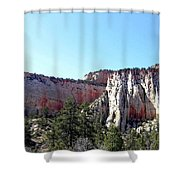 Utah 12 Shower Curtain
