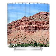 Utah 2 Shower Curtain