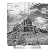 Utah Landscape Shower Curtain