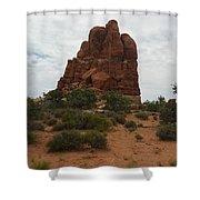 Utah Nature's Beauty Shower Curtain