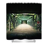 Utica Shower Curtain